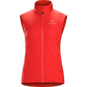 Arc'teryx Atom LT Vest Women hard coral